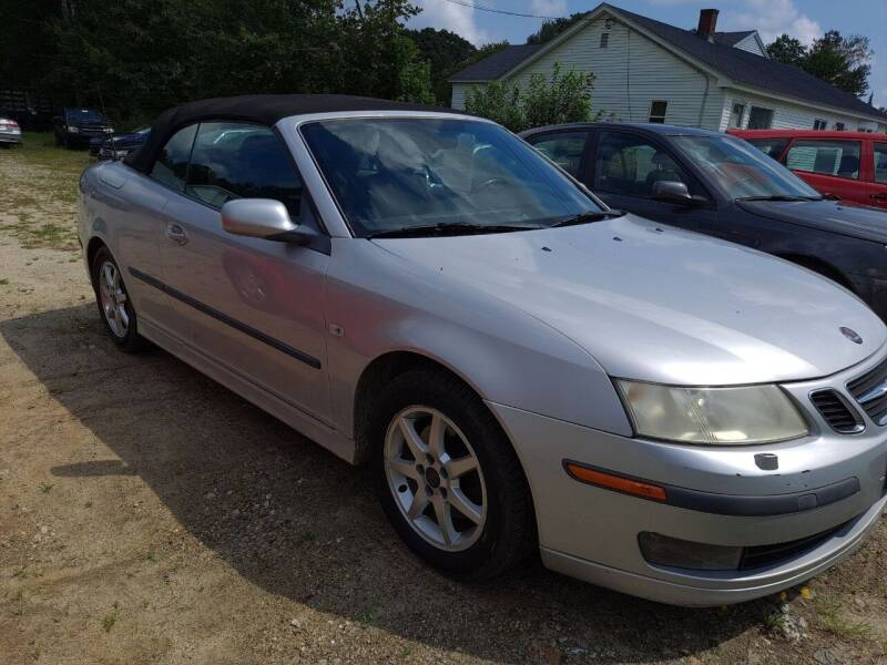 2007 Saab 9-3 for sale at Lewis Auto Sales in Lisbon ME