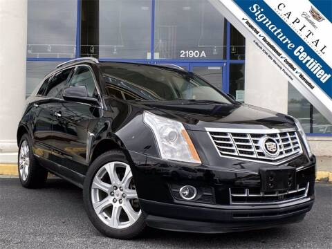 2016 Cadillac SRX for sale at Southern Auto Solutions - Capital Cadillac in Marietta GA