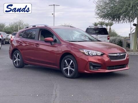 2019 Subaru Impreza for sale at Sands Chevrolet in Surprise AZ