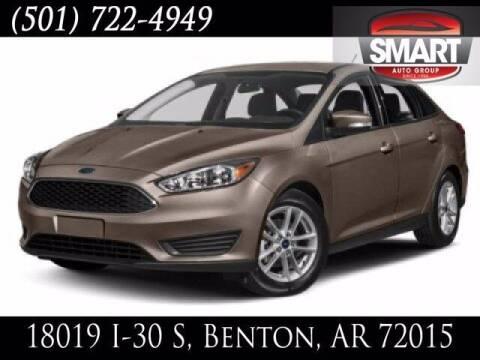 2018 Ford Focus for sale at Smart Auto Sales of Benton in Benton AR