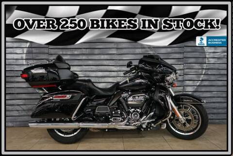 2019 Harley-Davidson FLHTCU Electra Glide Ultra for sale at AZMotomania.com in Mesa AZ