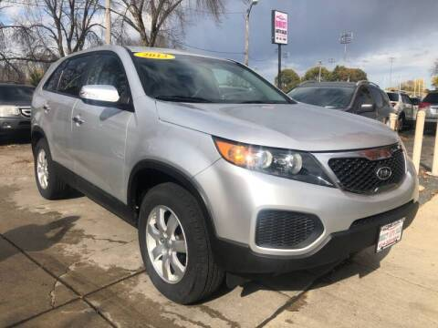 2013 Kia Sorento for sale at Direct Auto Sales in Milwaukee WI