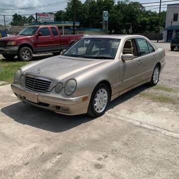 2000 Mercedes-Benz E-Class for sale at Lakeview Auto Sales in Farmerville LA