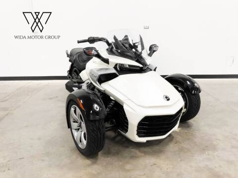 2015 Can-Am Spyder F3 SE6 for sale at Wida Motor Group in Bolingbrook IL