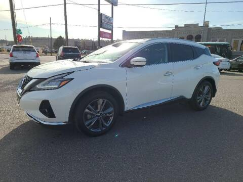 2019 Nissan Murano for sale at Kessler Auto Brokers in Billings MT
