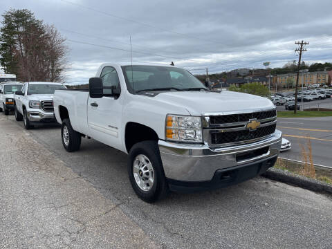 2011 Chevrolet Silverado 2500HD for sale at Hillside Motors Inc. in Hickory NC