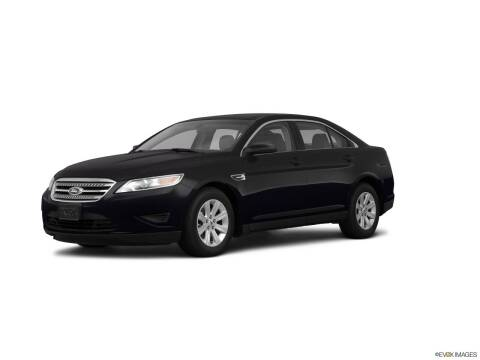 2011 Ford Taurus for sale at B & B Auto Sales in Brookings SD