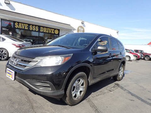 2013 Honda CR-V for sale at Tommy's 9th Street Auto Sales in Walla Walla WA