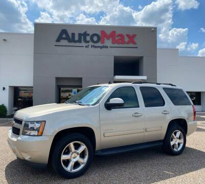 2013 Chevrolet Tahoe for sale at AutoMax of Memphis in Memphis TN