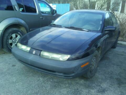 1999 Saturn S-Series for sale at New Start Motors LLC - Crawfordsville in Crawfordsville IN