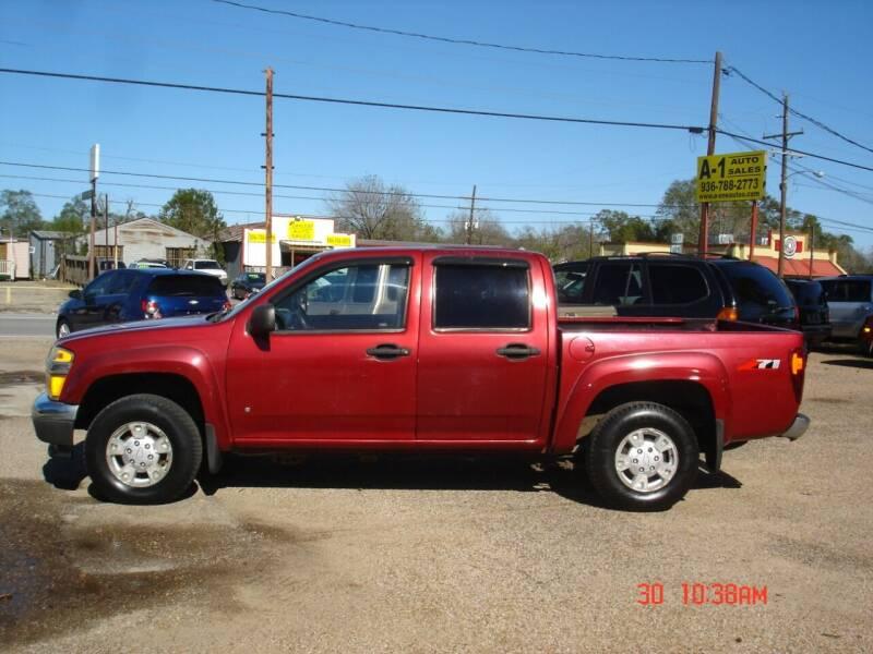 2006 Chevrolet Colorado for sale at A-1 Auto Sales in Conroe TX