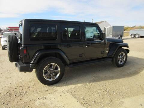 2019 Jeep Wrangler Unlimited for sale at Nore's Auto & Trailer Sales - Vehicles in Kenmare ND