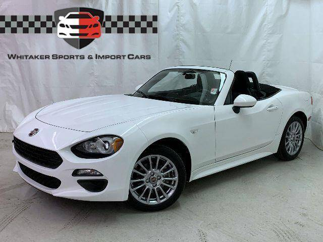 2017 FIAT 124 Spider for sale in Maplewood, MN