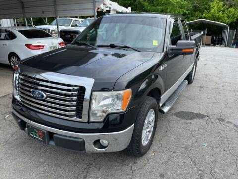 2011 Ford F-150 for sale at BILLY HOWELL FORD LINCOLN in Cumming GA