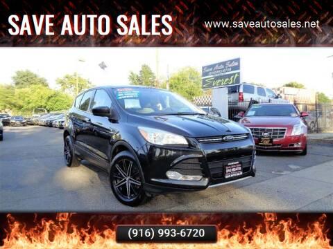 2013 Ford Escape for sale at Save Auto Sales in Sacramento CA