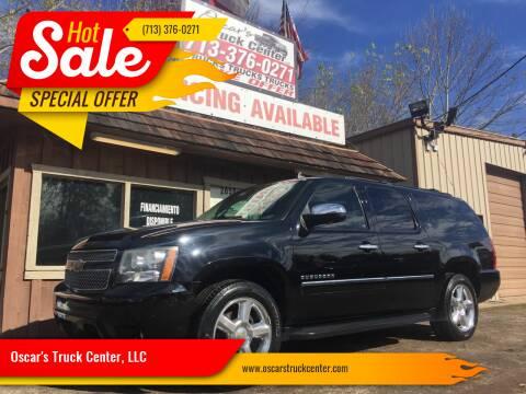 2010 Chevrolet Suburban for sale at Oscar's Truck Center, LLC in Houston TX