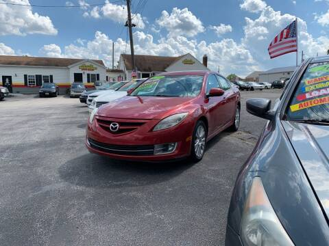 2009 Mazda MAZDA6 for sale at Credit Connection Auto Sales Dover in Dover PA