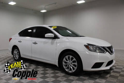 2018 Nissan Sentra for sale at Copple Chevrolet GMC Inc in Louisville NE