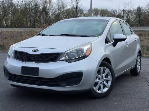 2013 Kia Rio for sale at MAGIC AUTO SALES in Little Ferry NJ