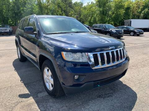 2012 Jeep Grand Cherokee for sale at Ol Mac Motors in Topeka KS