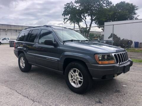 2002 Jeep Grand Cherokee for sale at Florida Cool Cars in Fort Lauderdale FL