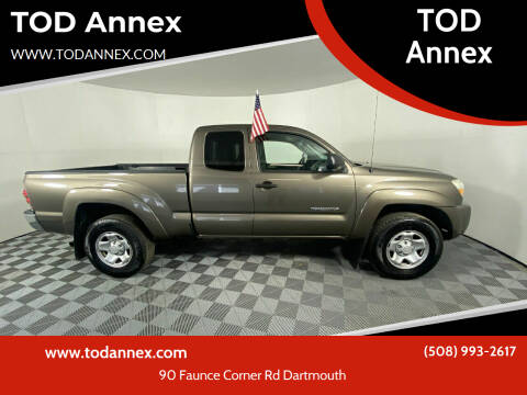 2011 Toyota Tacoma for sale at TOD Annex in North Dartmouth MA