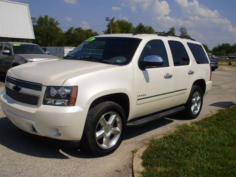 2012 Chevrolet Tahoe for sale at HIGHWAY 42 CARS BOATS & MORE in Kaiser MO