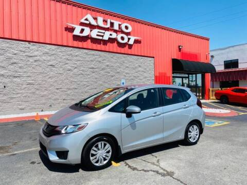 2016 Honda Fit for sale at Auto Depot - Nashville in Nashville TN