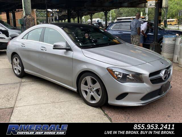 2019 Mercedes-Benz CLA for sale in Bronx, NY