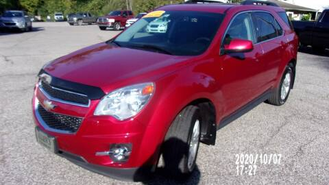 2015 Chevrolet Equinox for sale at Allen's Pre-Owned Autos in Pennsboro WV