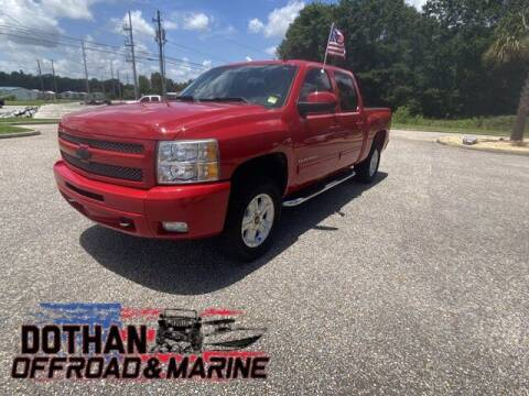 2011 Chevrolet Silverado 1500 for sale at Dothan OffRoad And Marine in Dothan AL