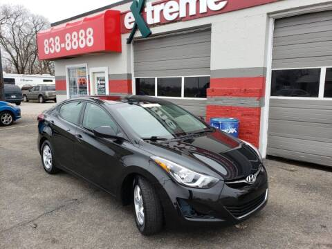 2014 Hyundai Elantra for sale at Extreme Auto Sales in Plainfield IN