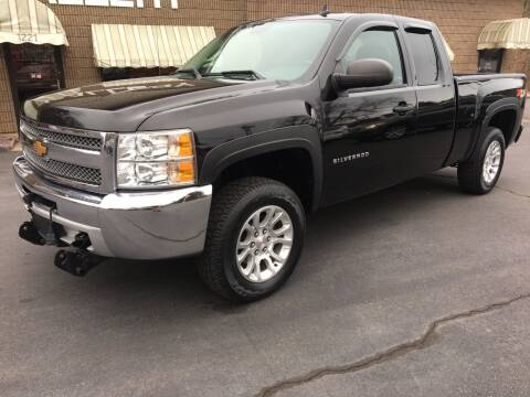 2013 Chevrolet Silverado 1500 for sale at Depot Auto Sales Inc in Palmer MA