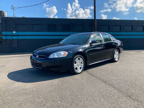2014 Chevrolet Impala Limited for sale at Peppard Autoplex in Nacogdoches TX