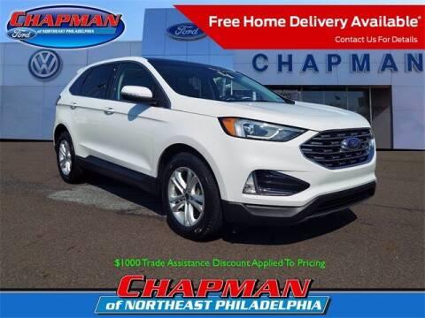 2019 Ford Edge for sale at CHAPMAN FORD NORTHEAST PHILADELPHIA in Philadelphia PA