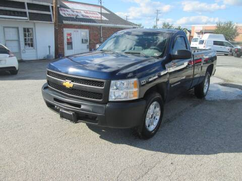 2010 Chevrolet Silverado 1500 for sale at Wally's Wholesale in Manakin Sabot VA