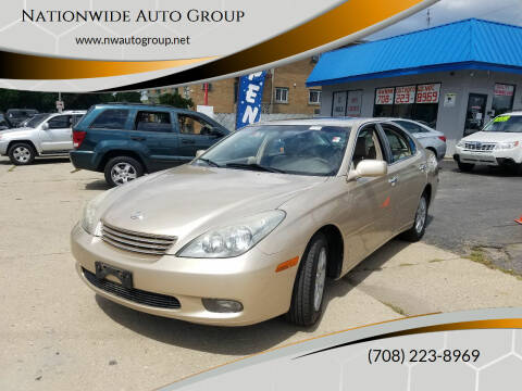 2004 Lexus ES 330 for sale at Nationwide Auto Group in Melrose Park IL