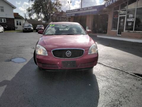 2006 Buick Lucerne for sale at DTH FINANCE LLC in Toledo OH