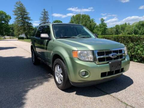 2008 Ford Escape for sale at 100% Auto Wholesalers in Attleboro MA