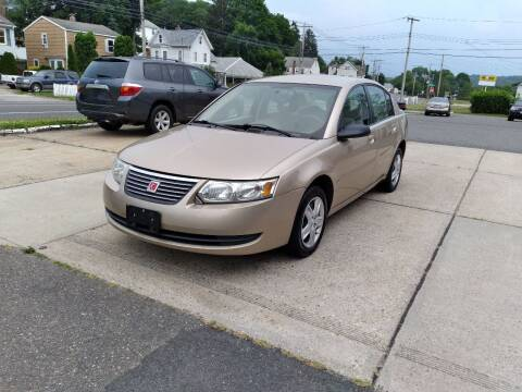 2006 Saturn Ion for sale at Cammisa's Garage Inc in Shelton CT