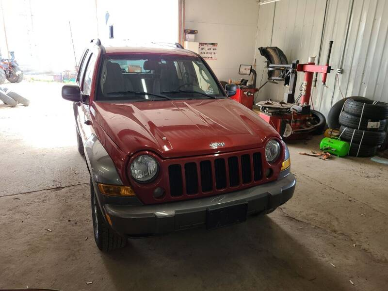 2006 Jeep Liberty for sale at Craig Auto Sales in Omro WI