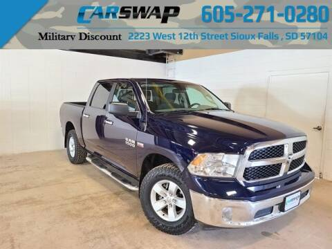 2017 RAM Ram Pickup 1500 for sale at CarSwap in Sioux Falls SD