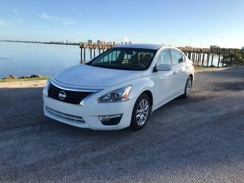 2015 Nissan Altima for sale at Orlando Auto Sale in Port Orange FL