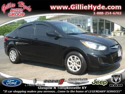 2013 Hyundai Accent for sale at Gillie Hyde Auto Group in Glasgow KY
