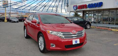 2010 Toyota Venza for sale at I-80 Auto Sales in Hazel Crest IL