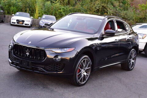 2017 Maserati Levante for sale at Automall Collection in Peabody MA