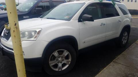 2009 GMC Acadia for sale at Wrightstown Auto Sales LLC in Wrightstown NJ