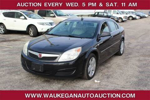 2008 Saturn Aura for sale at Waukegan Auto Auction in Waukegan IL