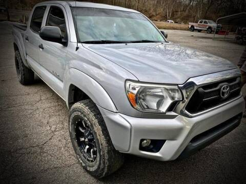 2012 Toyota Tacoma for sale at Carder Motors Inc in Bridgeport WV