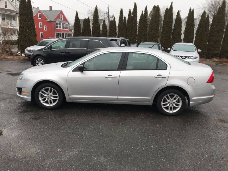 2011 Ford Fusion for sale at Auto Kraft in Agawam MA